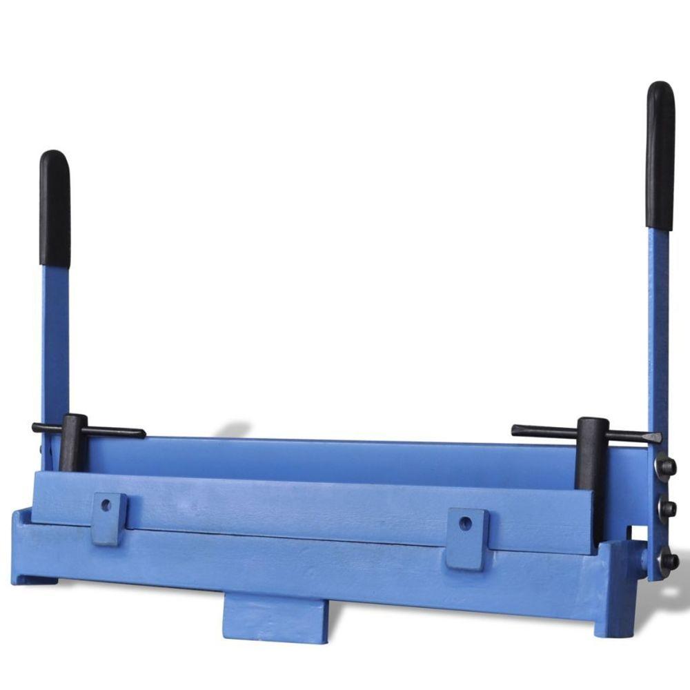 Vidaxl Plieuse de tôle manuelle 450 mm - 141318 |