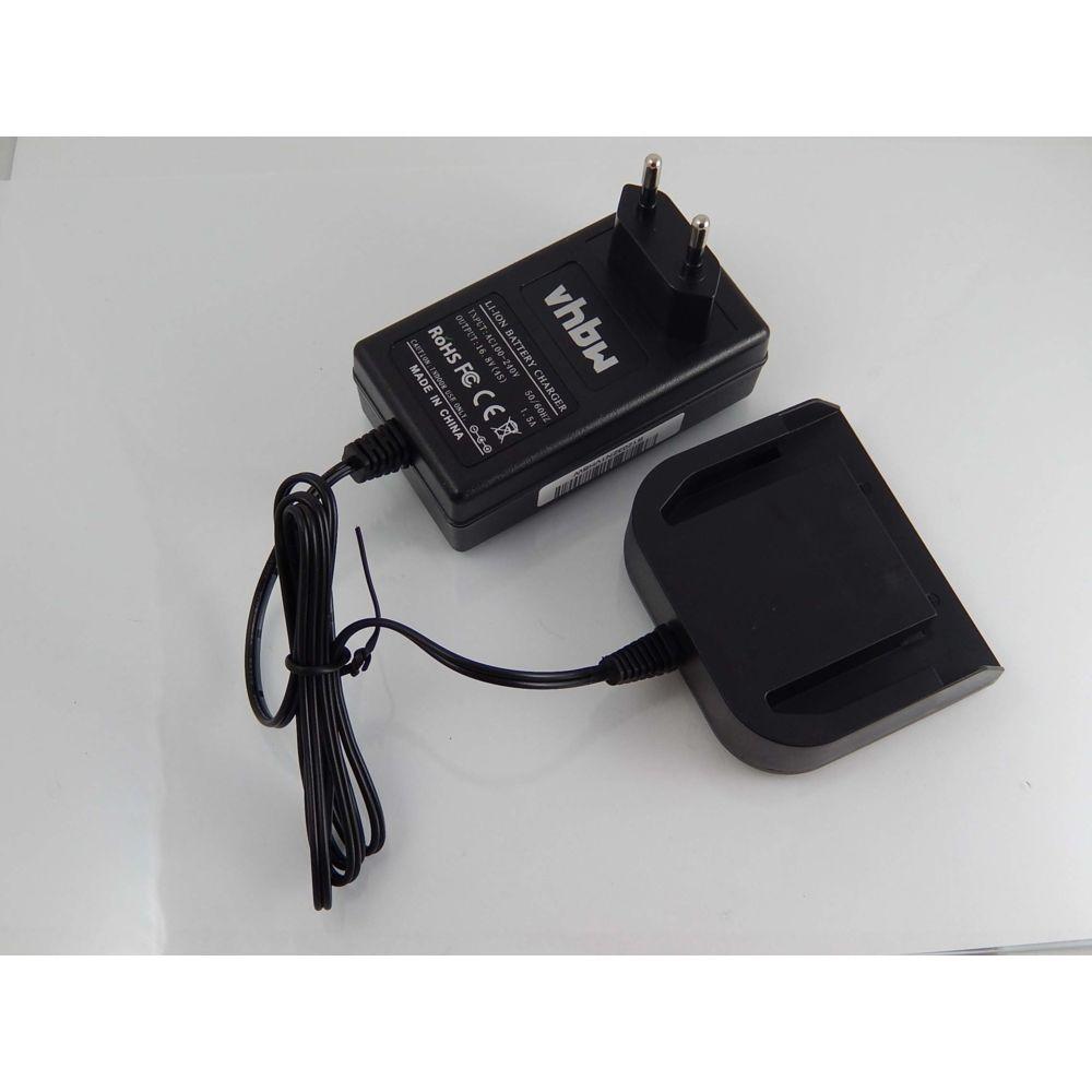 Vhbw vhbw Chargeur compatible avec Milwaukee PAS 14.4 Power Plus, PCG 14.4, PES 14.4 T, PIW 14.4 HEX, PIW 14.4 SD d' outil