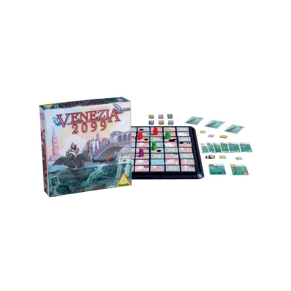 Piatnik Jeux de société - Venezia 2099