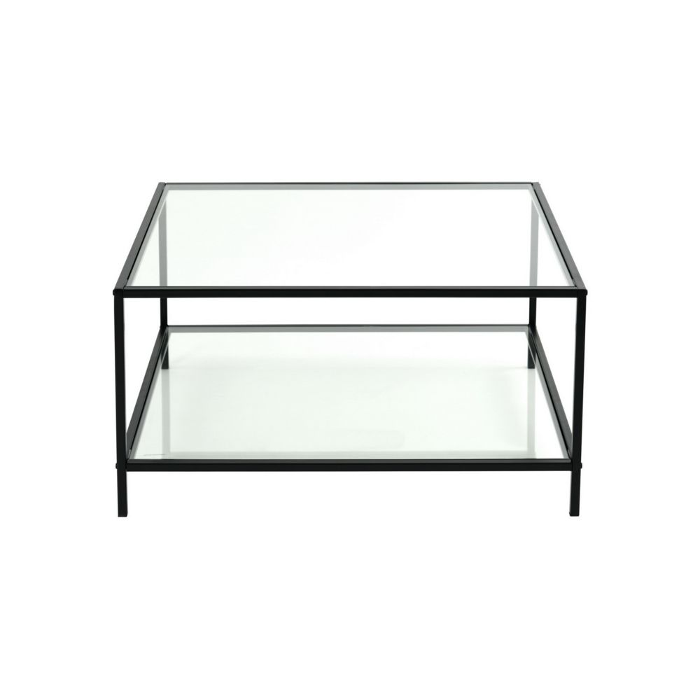 Capsull Design Table basse en verre Sun design