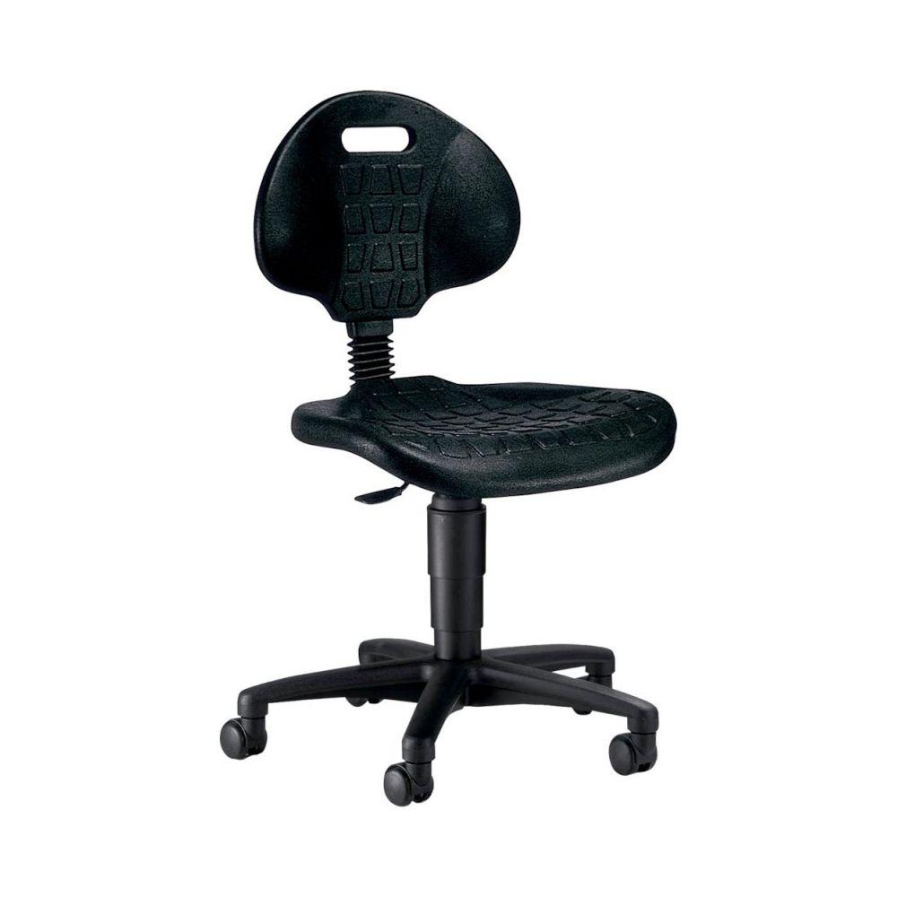 Topstar Chaise de travail TEC 20 PU-mousse noir