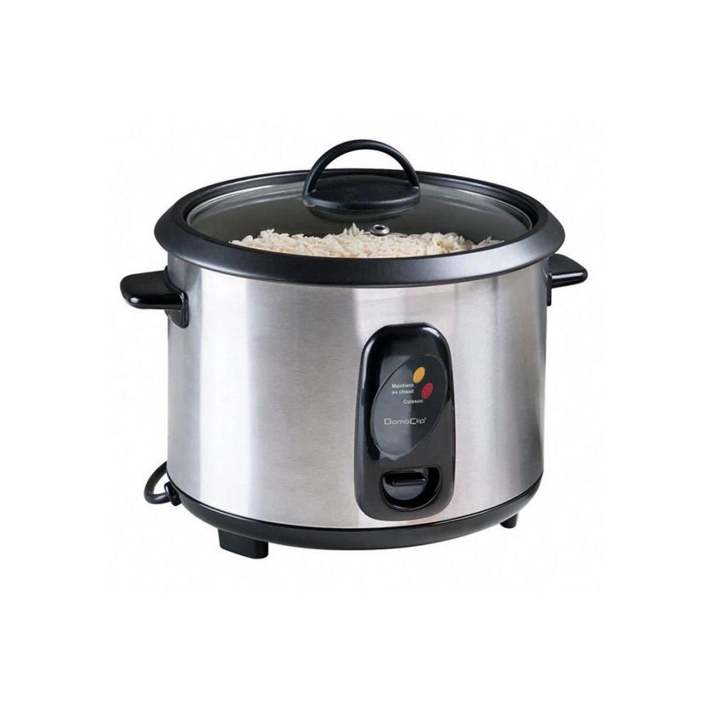 Domoclip Cuiseur à riz et vapeur DOC100A