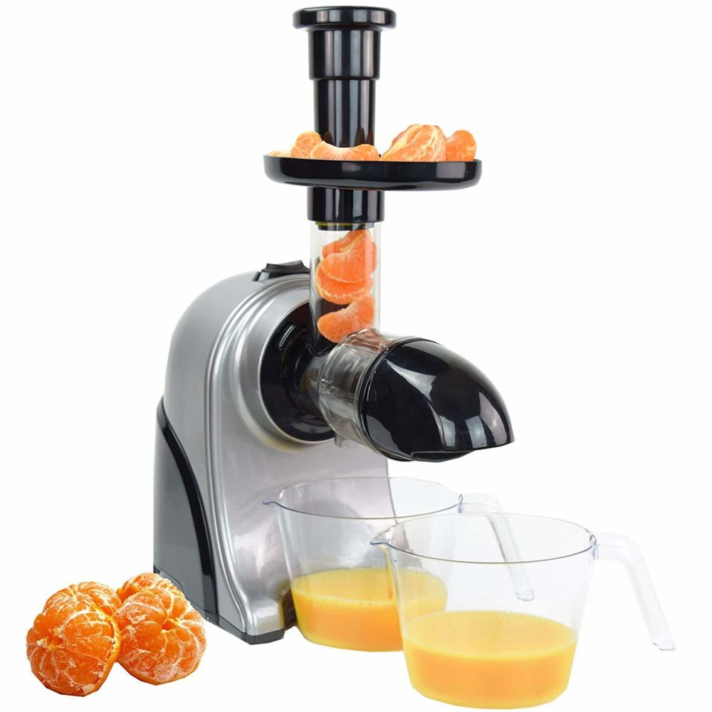 Syntrox Germany centrifugeuse Juicer lent Juicer 75rpm