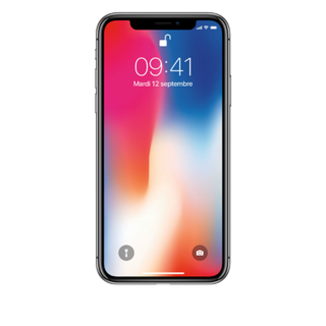 Apple - iPhone X 256 Go GREY - iPhone 256 go