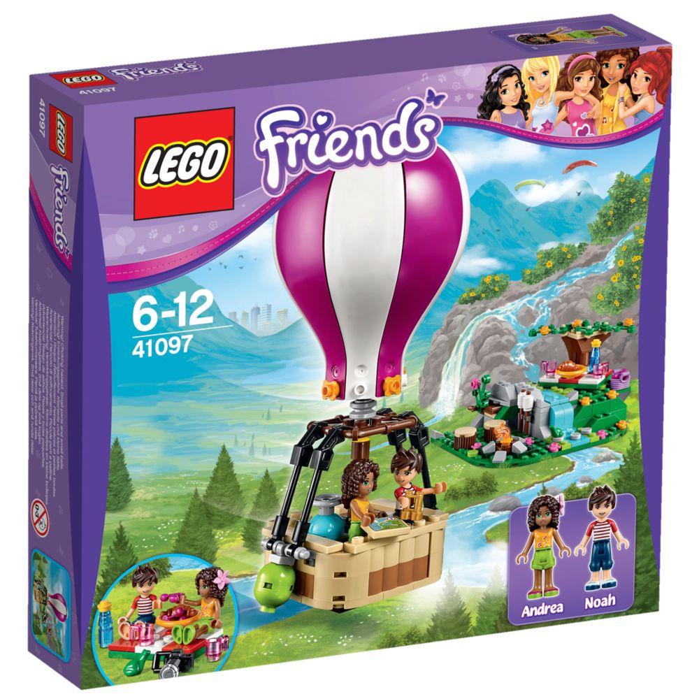 Lego Lego Friends 41097 : La montgolfière d'Heartlake City