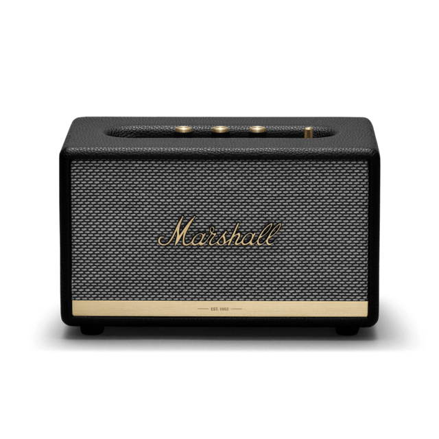 Marshall - Acton 2 Noire - Enceinte Bluetooth  - Marshall