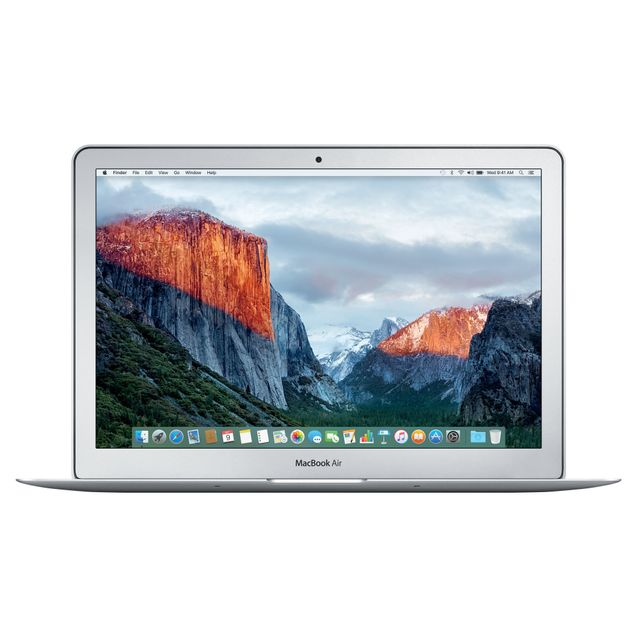 Apple - MacBook Air 13 - 256 Go - MMGG2F/A - Argent - Ordinateur portable reconditionné