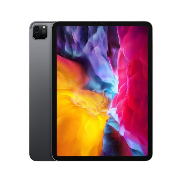 Apple - iPad Pro 2020 - 11'' - 256 Go - Wifi - MXDC2NF/A - Gris Sidéral Apple   - iPad Pro 2019