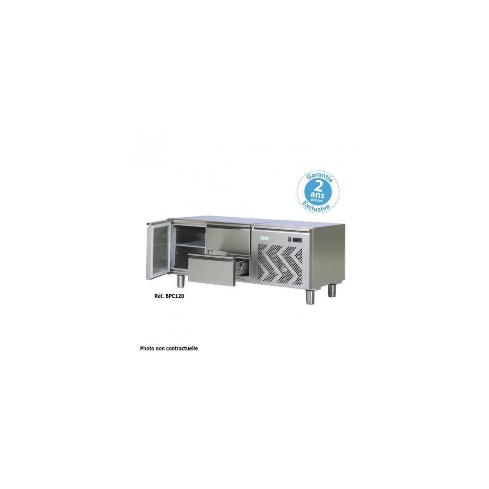 Materiel Chr Pro Soubassement réfrigéré - 4 tiroirs - gamme 700 - 700