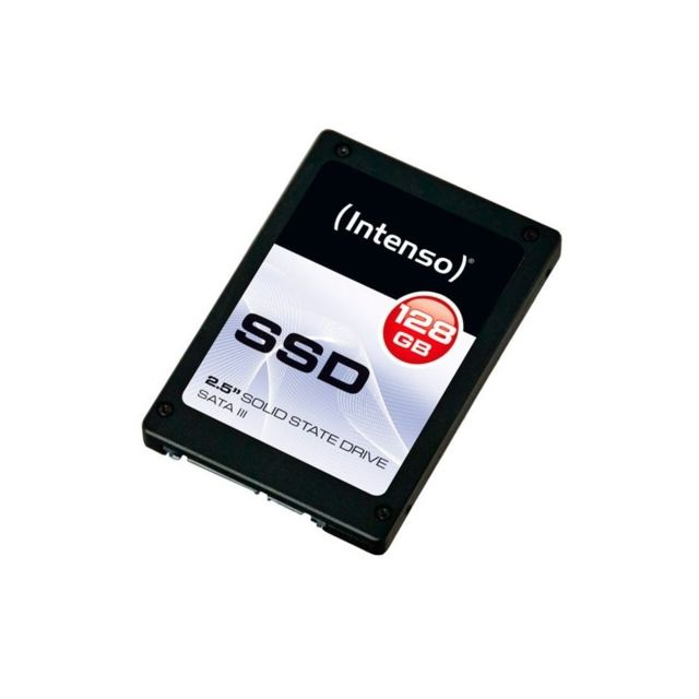 "Intenso - Disque dur INTENSO Top SSD 128GB 2.5"""" SATA3 - SSD Interne"