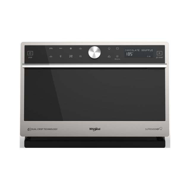 whirlpool -Four micro-ondes combiné MWP 3391 SX whirlpool  - Cuisson