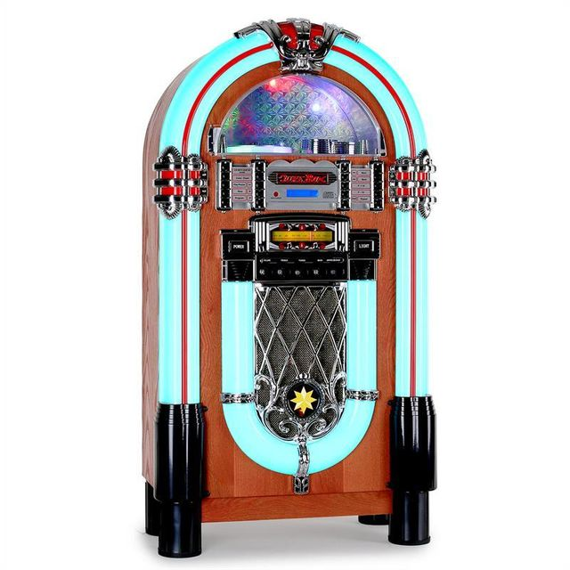 Auna -Auna Graceland-XXL Jukebox USB SD AUX CD FM/AM Auna Auna  - Matériel hifi Auna