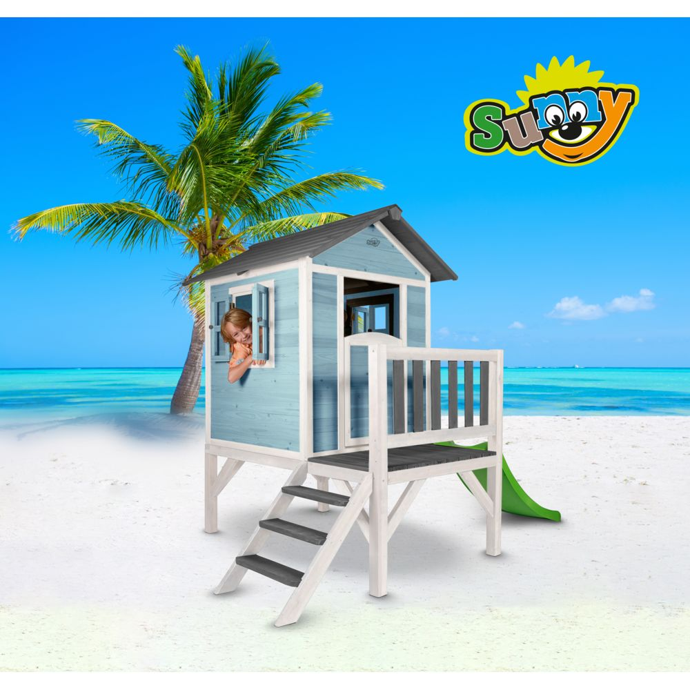 Sunny Lodge XL (Caribean bleu)