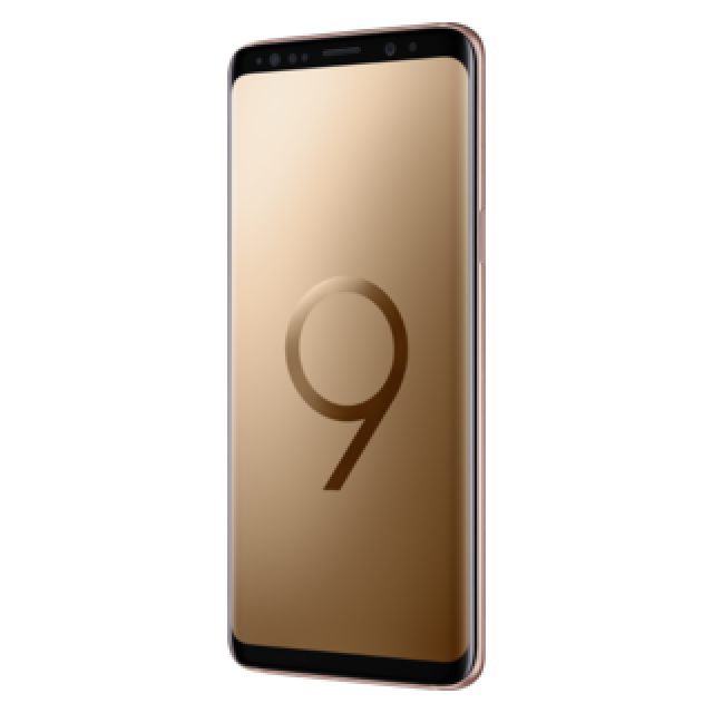 Samsung - Galaxy S9 - 64 Go - Sunrise Gold - Smartphone Android