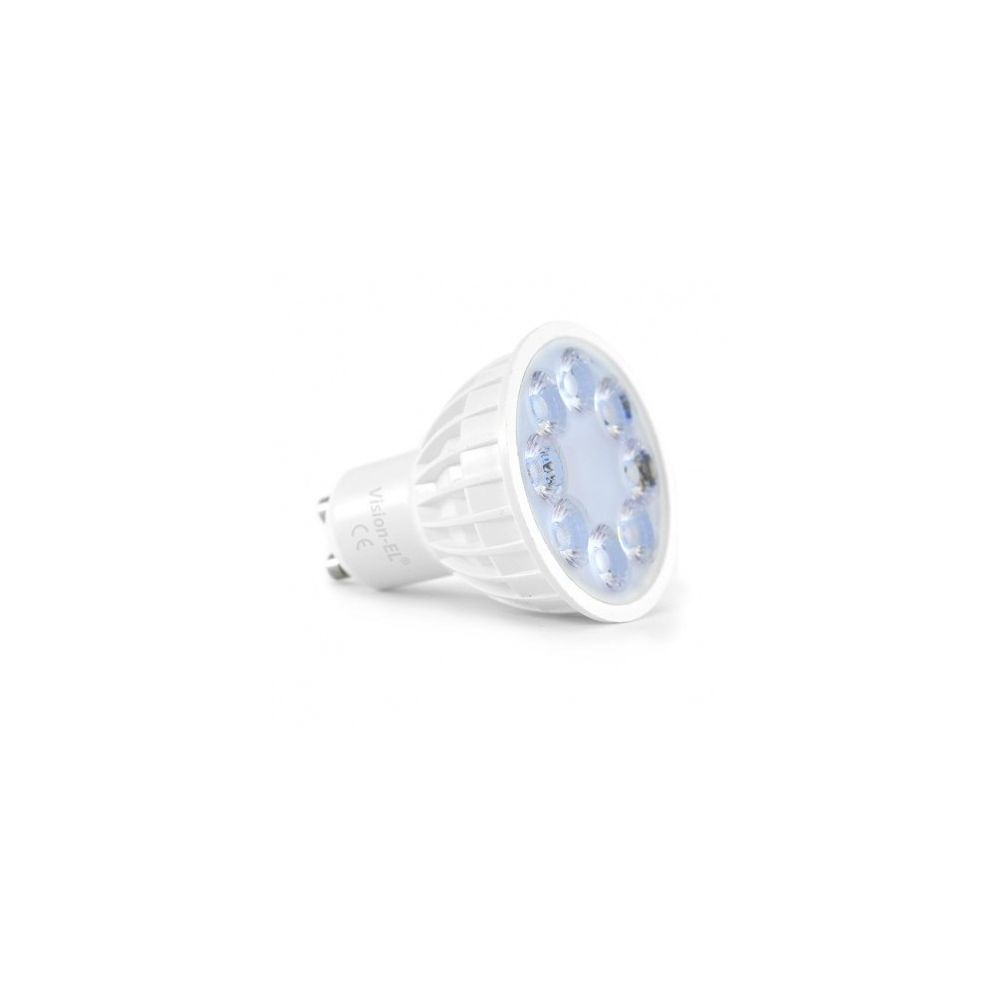Vision-El Ampoule LED GU10 4W RGB+BLANC