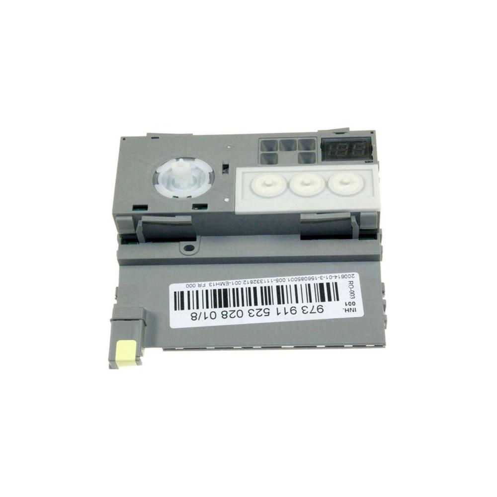 Electrolux MODULE DE COMMANDE CONFIGURE EDW75 POUR LAVE VAISSELLE ELECTROLUX - 97391152302801