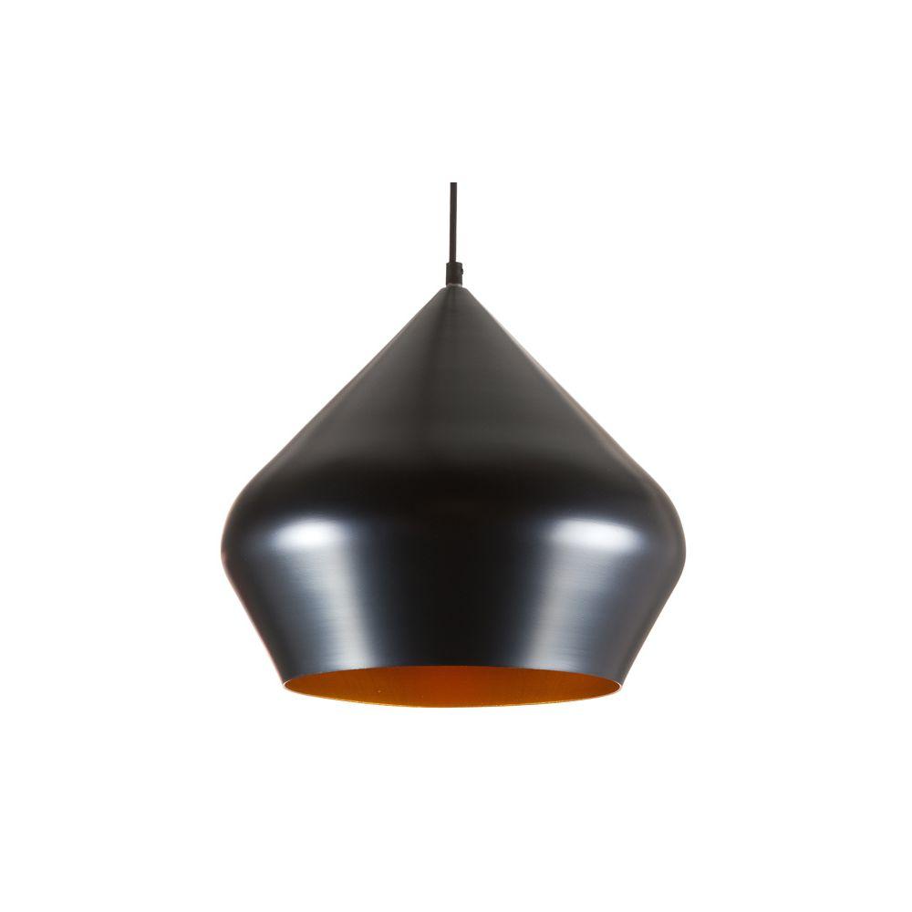 Santiago Pons Maison de lune 42684 - lampe en aluminium, couleur noir