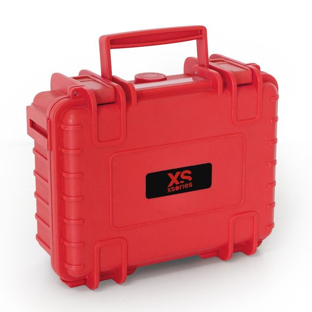Xsories - XSORIES Valise rigide BIG BLACK BOX 2.0 Rouge - BBBO2 - Xsories