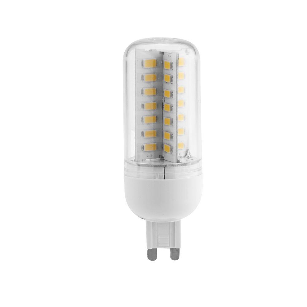 Generic G9 6W 5630 SMD 56 LED économie d'énergie Lampe Ampoule 360 degrés tiède de maïs blanc 200-230V