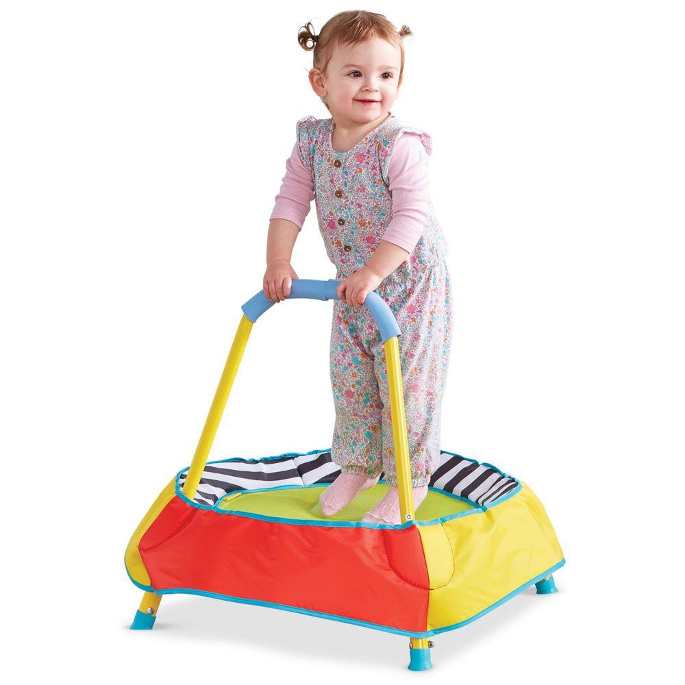 WORLDS APART Mini Trampoline enfant et première âge