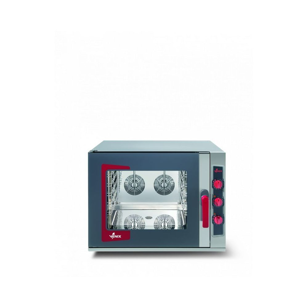 Materiel Chr Pro Four Mixte Manuel - 5 Niveaux GN 2/3 à 20 GN 1/1 - Venix - 5 GN 1/1