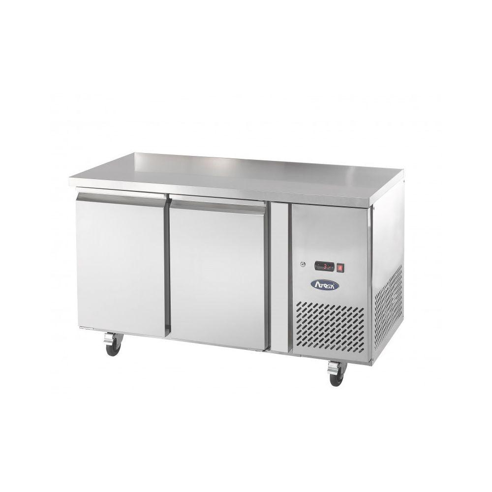 Atosa Table Réfrigérée Négative - 1360 mm - 2 Portes - Atosa - 600