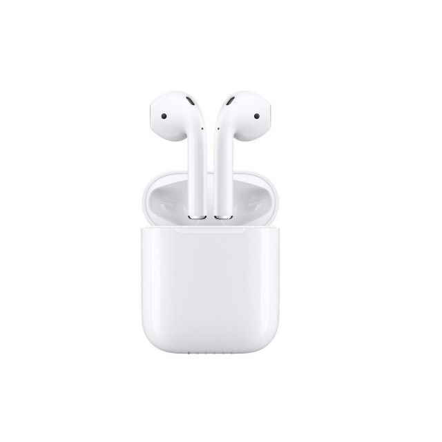 Apple - AirPods 2 - Boitier de charge sans fil - MRXJ2ZM/A - Casque audio