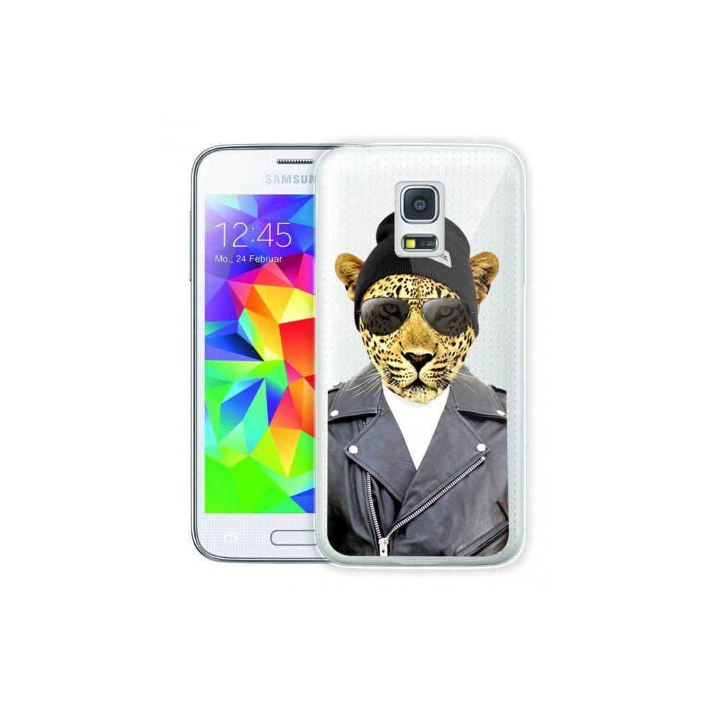 Moxie - coque Moxie crystale rigide léopard Rock pour Samsung ...