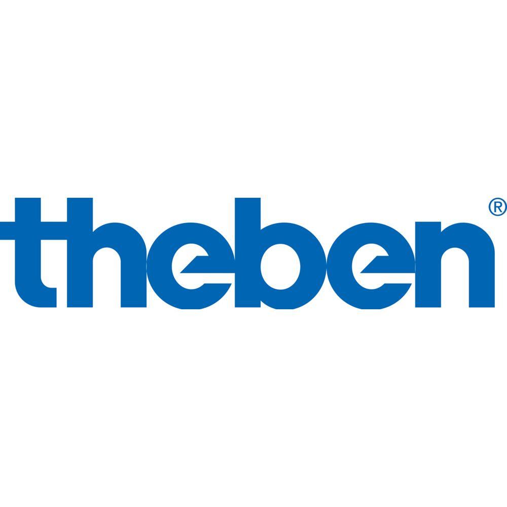 Theben projecteur à led - theleda s - 10w - noir - theben 1020722