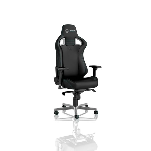 Noblechairs - EPIC - Mercedes-AMG Petronas Motorsport 2021 Edition Noblechairs   - Chaise gamer