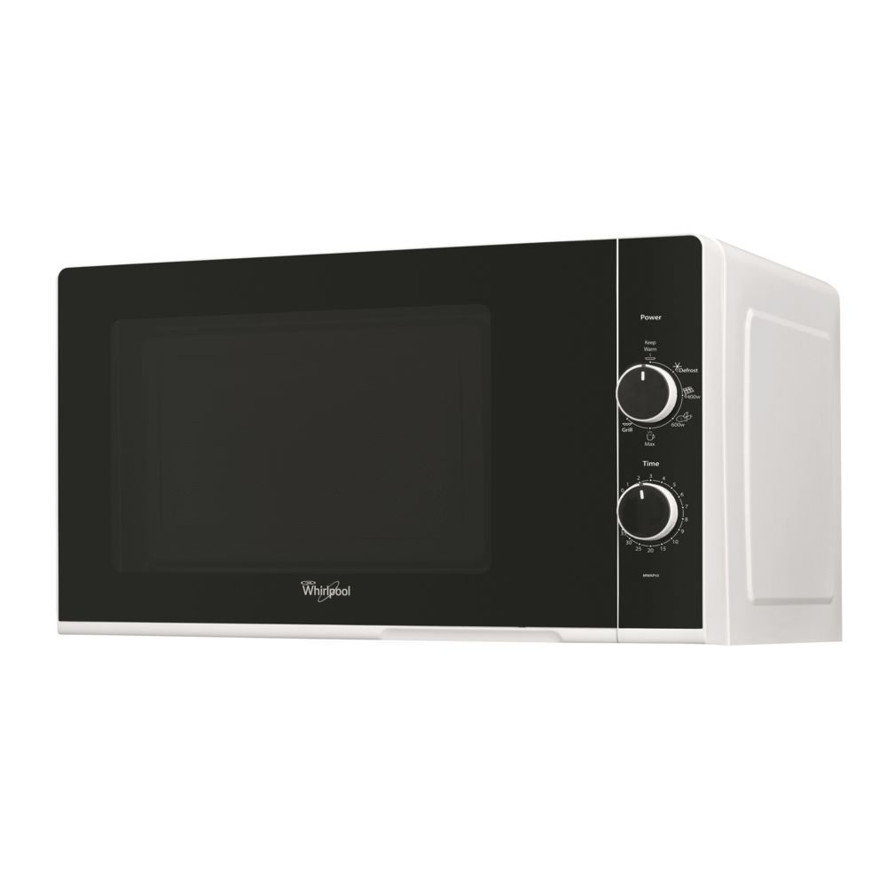 whirlpool Micro-ondes Gril - MWAP68WH - Blanc