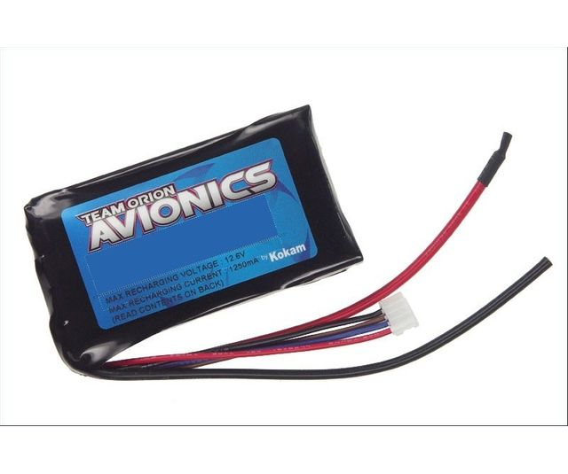 Orion - Avionics Lipo SLP1250 mAh 4S-1P 14.8V Orion   - Batteries et chargeurs Orion