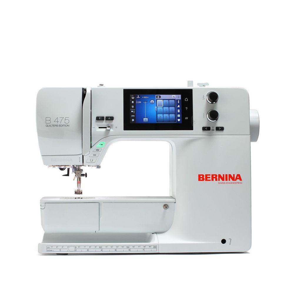 Bernina Machine à coudre BERNINA 475QE