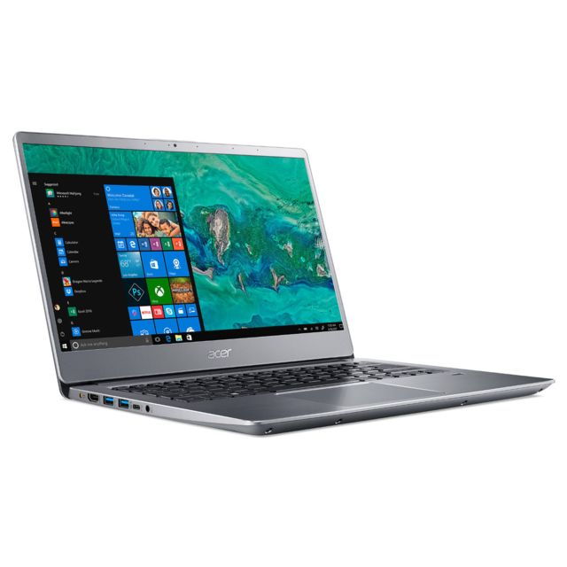 Acer - Swift 3 SF314-58-35D3 - Gris - PC Portable