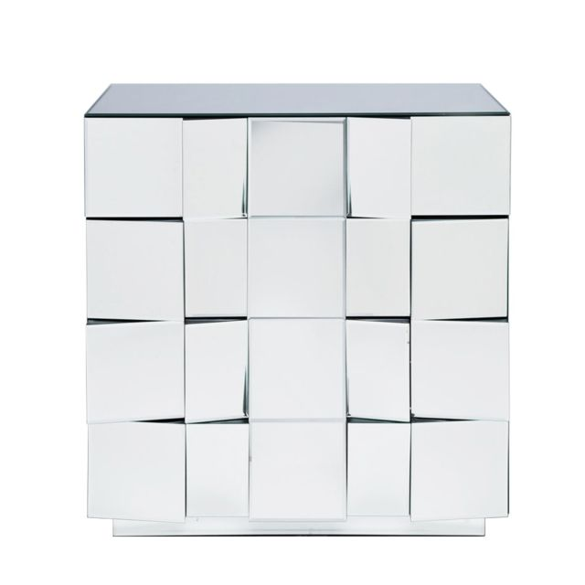 Karedesign - Commode Illusion 4 tiroirs Kare Design - Commode