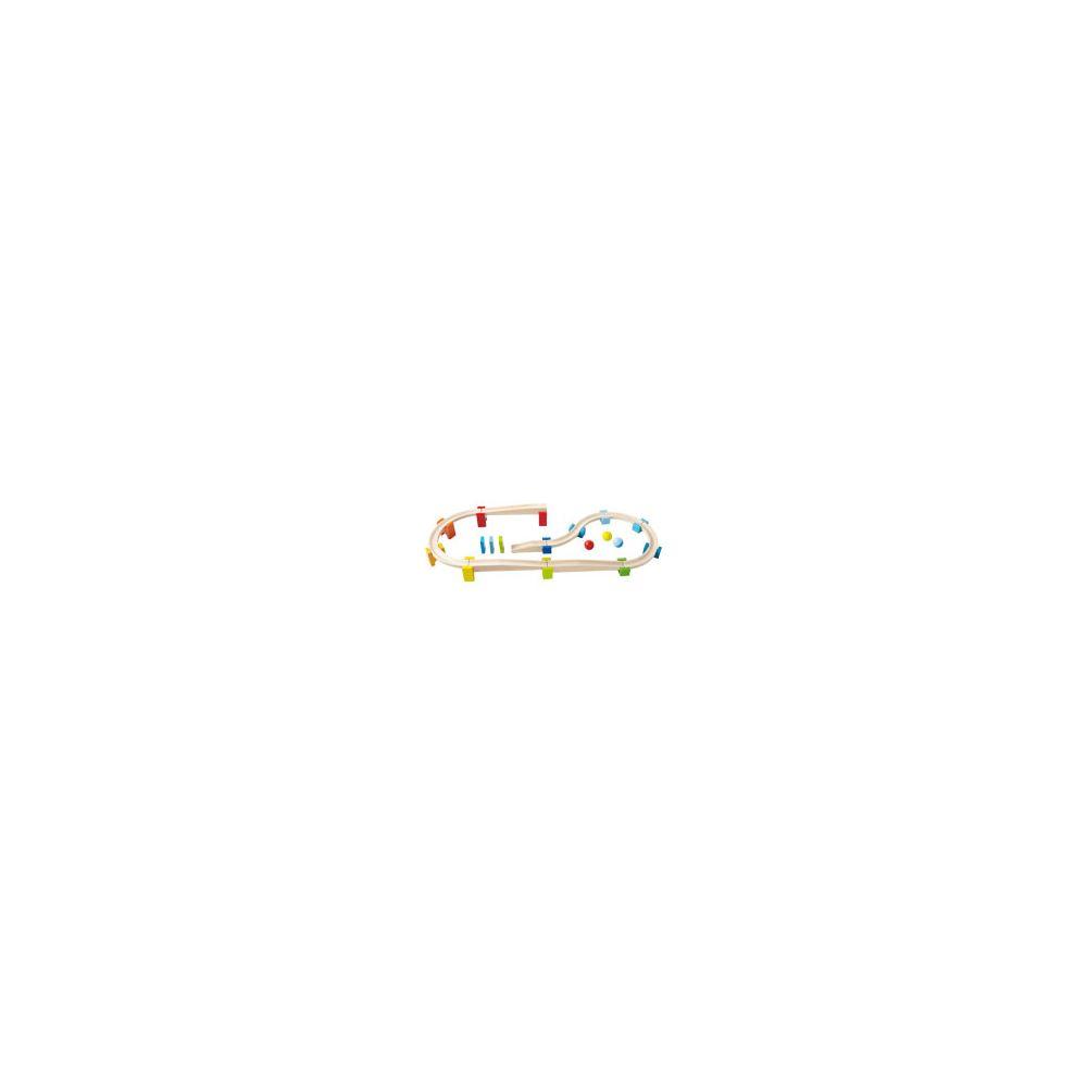 Haba Jeux de société - Mon premier toboggan à billes - Grande boîte de base