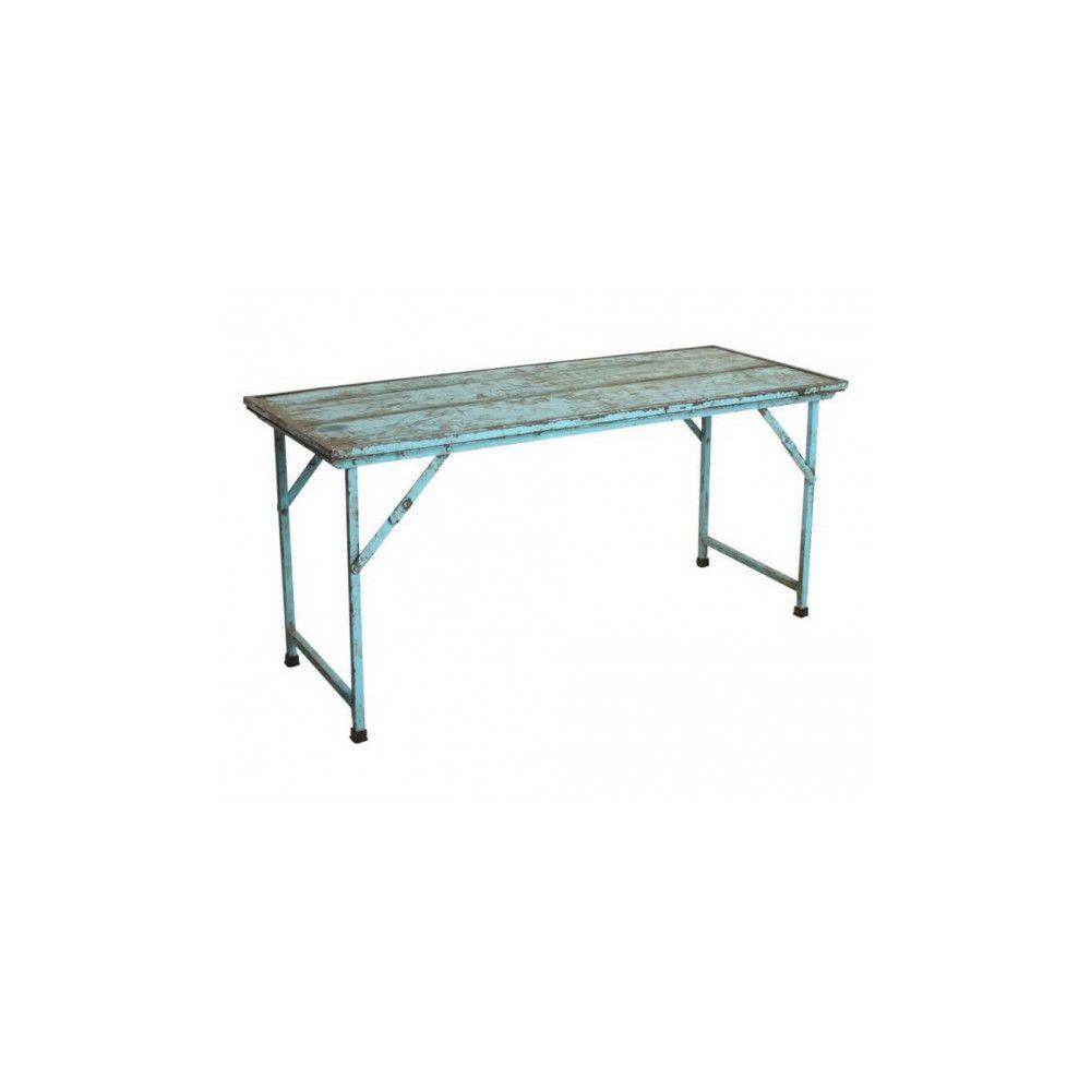 Mathi Design VINTAGE - Table/console pliante