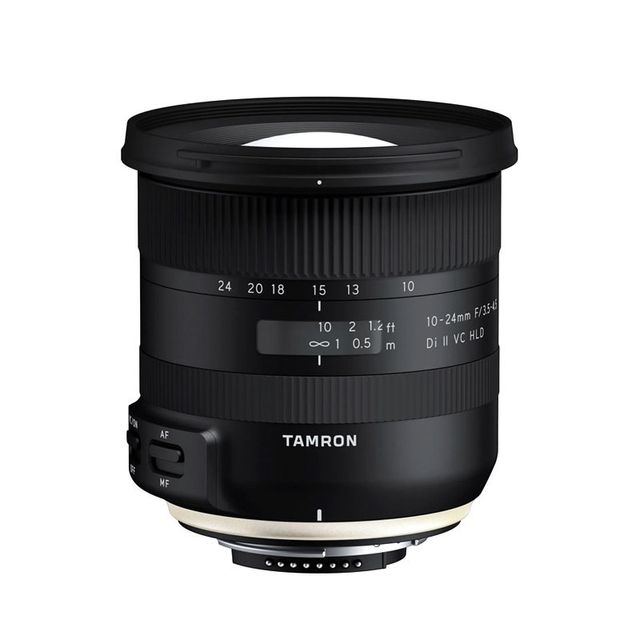 Tamron - TAMRON Objectif SP AF 10-24 mm f/3.5-4.5 DI II VC HLD Canon - Tamron