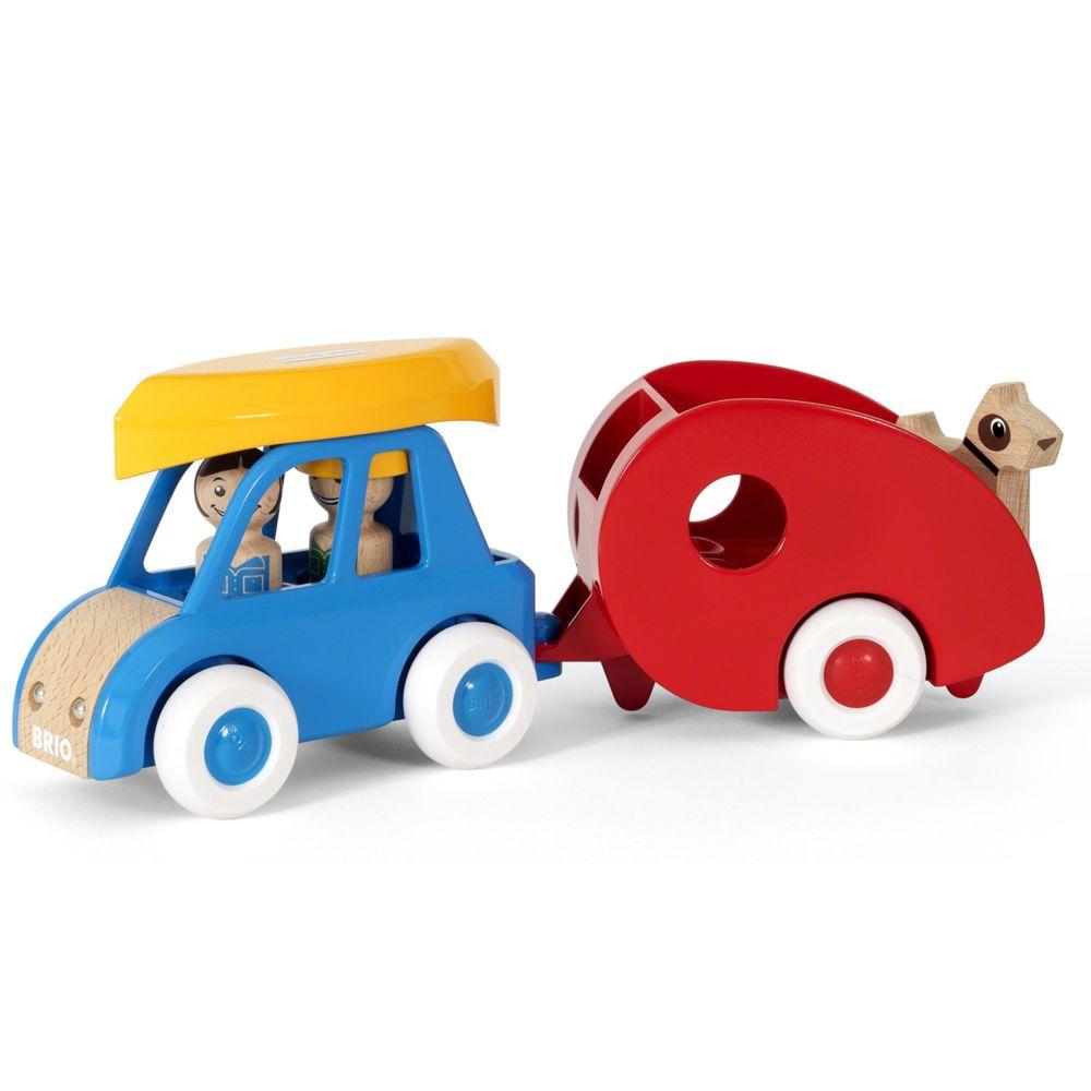 BRIO Caravane et voiture : Brio