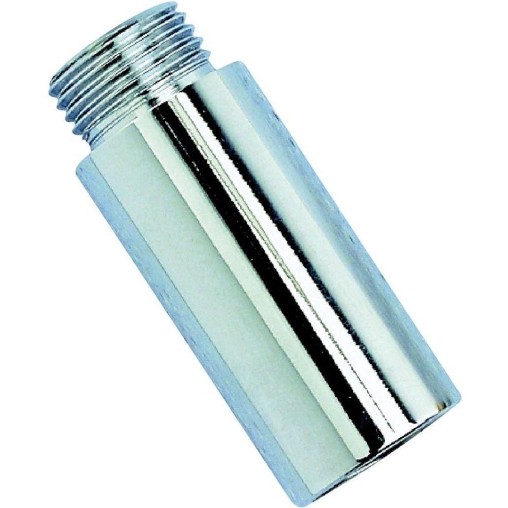 Altech allonge chromée - filetage court - m / f - diamètre 15 x 21 mm - longueur 100 mm - altech 2092alt1