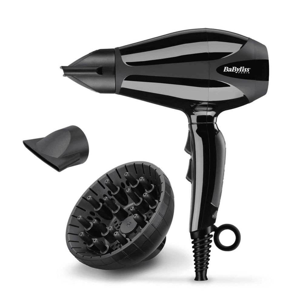 Babyliss Sèche-cheveux Compact Pro 2400 6715DE - Babyliss