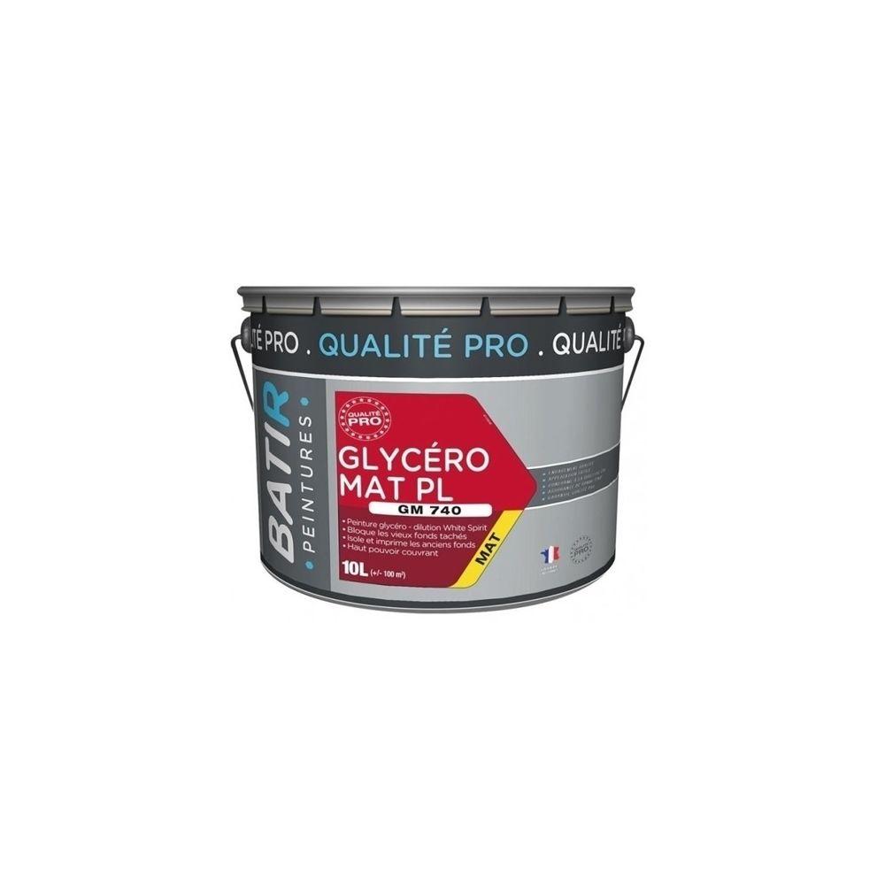 Reca BATIR GLYCERO MAT PL GM 740 - 10L Blanc