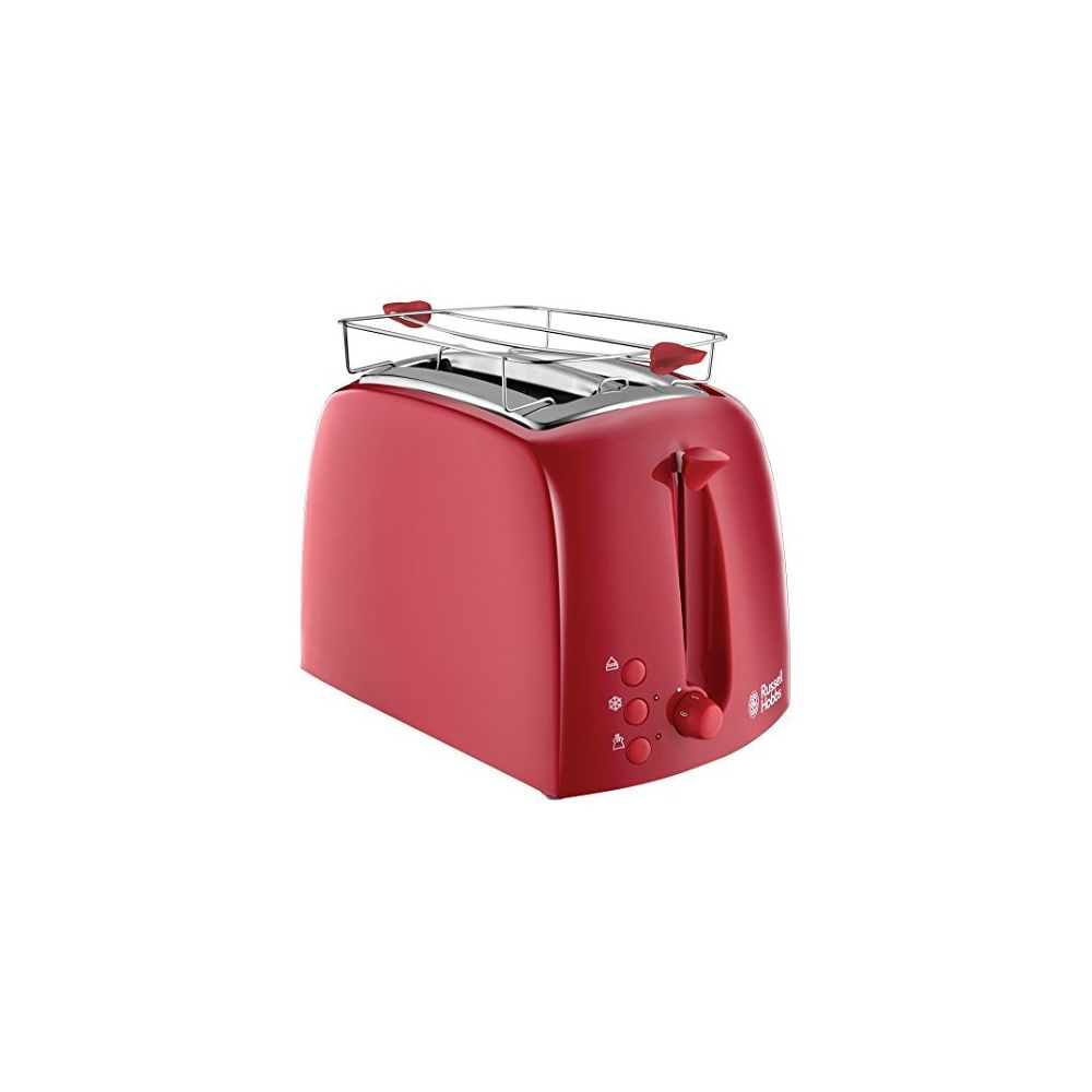 Russell Hobbs Toaster Textures rouge