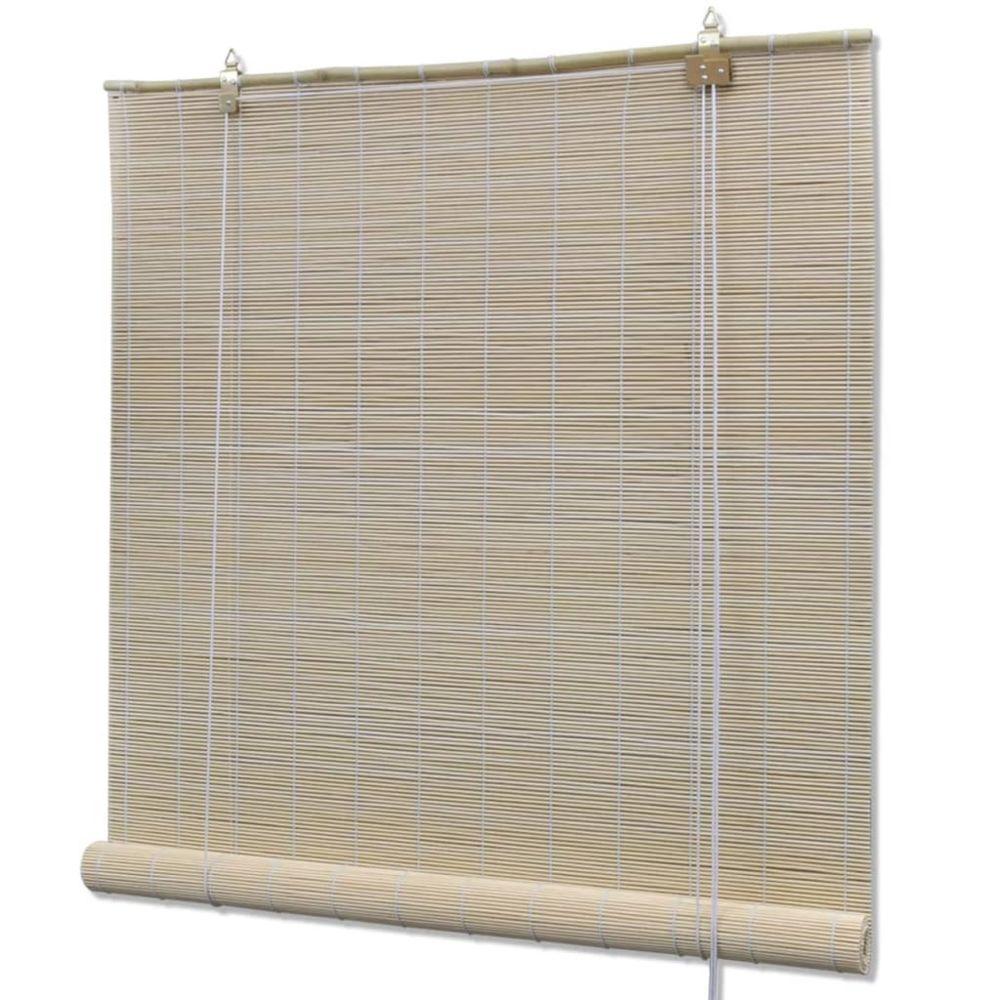 Vidaxl vidaXL Store roulant Bambou Naturel 150 x 220 cm