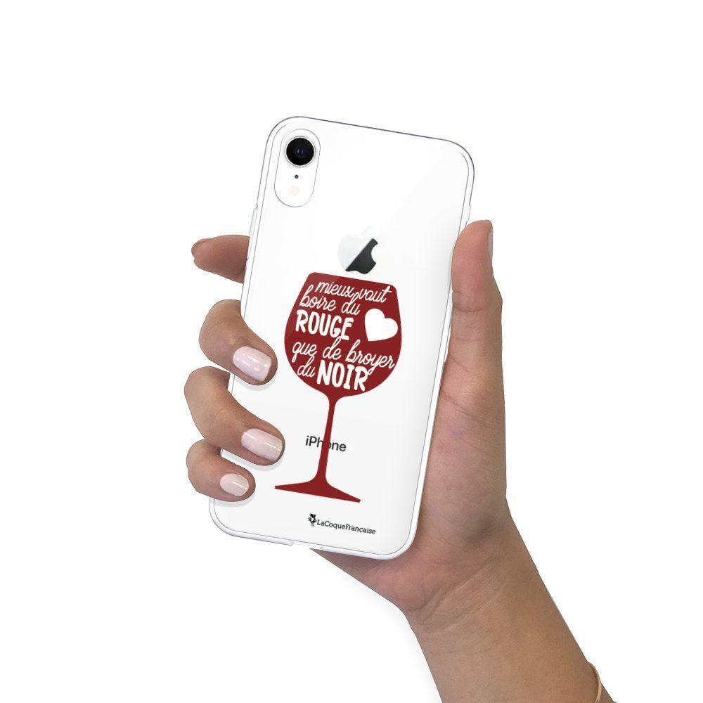 La Coque Francaise - Coque iPhone Xr souple transparente Mieux ...