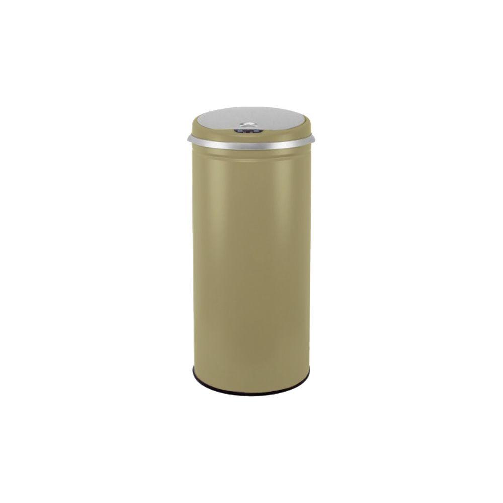 Kitchen Move kitchen move - poubelle automatique 42l taupe mat - bat-42li taupe