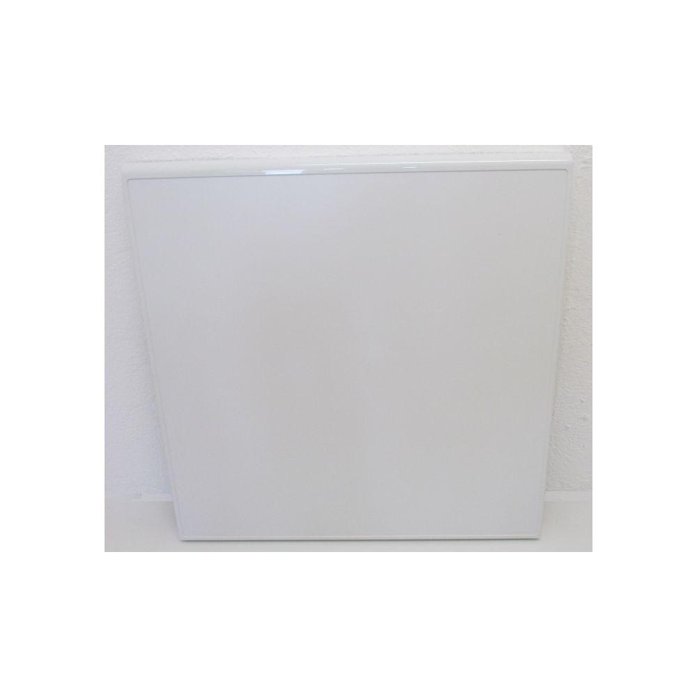 Miele Couvercle brillant blanc pour lave vaisselle miele