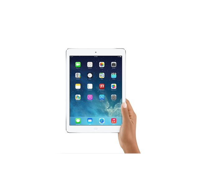 Apple - iPad Air - 32 Go - Wifi - Cellular - Argent MD795NF/A Apple   - Tablette tactile 9,7'' (24,6 cm)