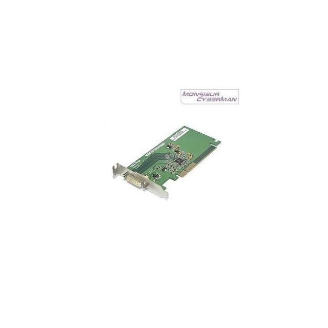 marque generique - GENERIQUE Carte Adaptateur DVI-D Sil 1364A ADD2-N Pci-E Express Double Ecran Low Profile - Occasions Carte Graphique