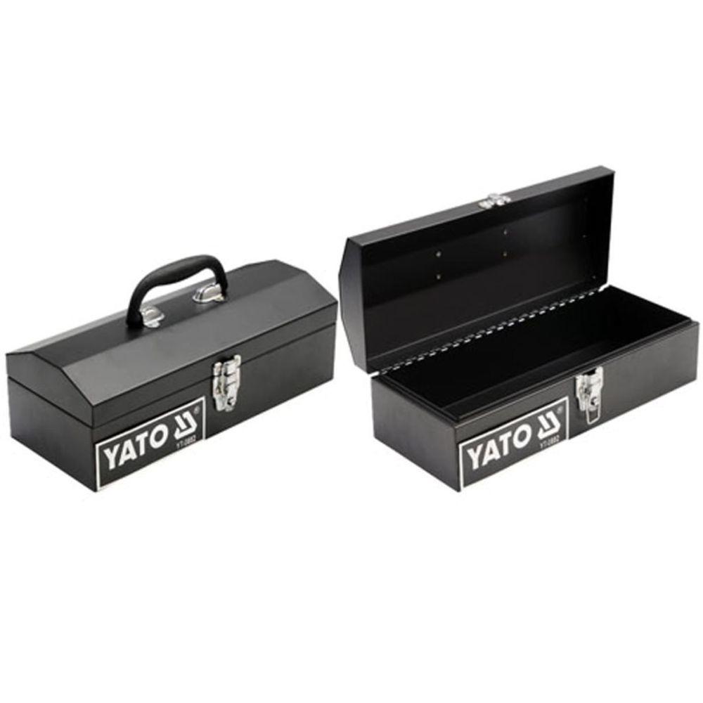 Yato YATO Boîte à outils en acier 360 x 150 x 115 mm